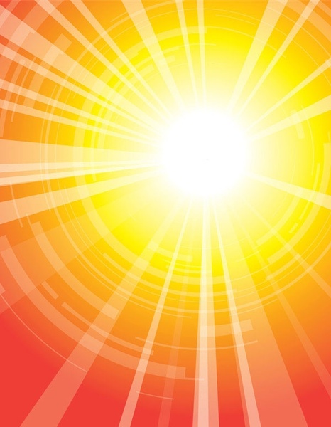 466x600 Sun Sun Background Vector 5 Free Vector In Encapsulated Postscript