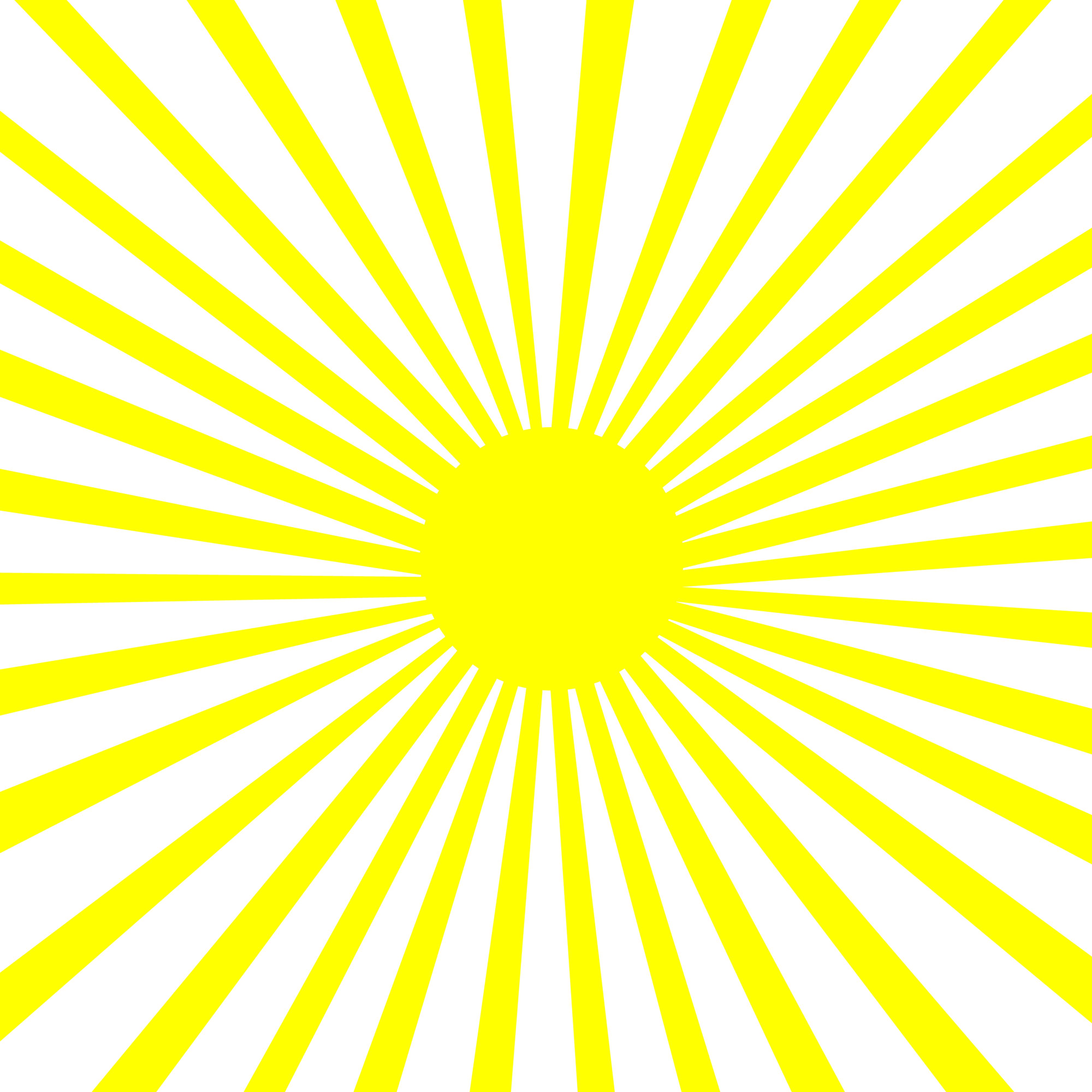 4000x4002 Background Clipart Sunshine