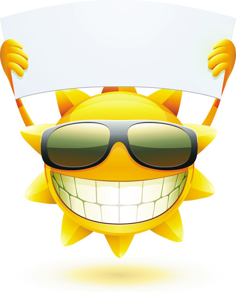 485x600 Cartoon Sun Smile Face Vector Design Free Vector In Encapsulated