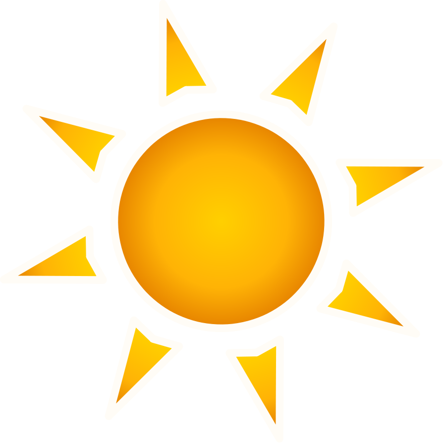 900x900 Sunrise Clipart Sun Face
