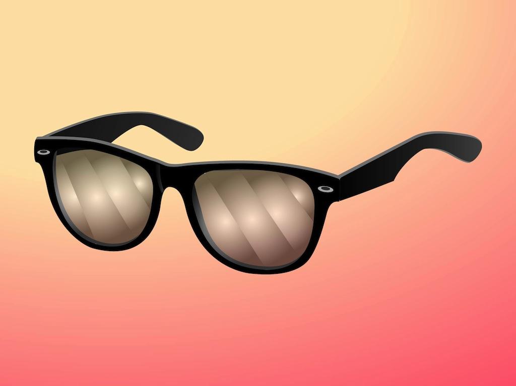 1024x767 Sunglasses Vector