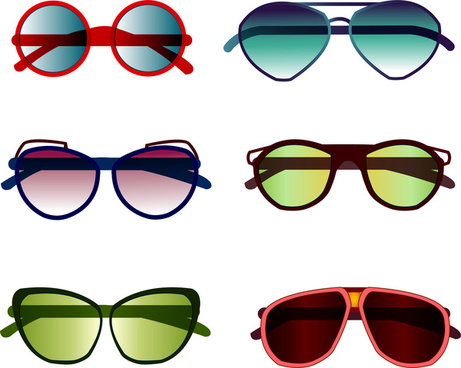 461x368 Sunglasses Vector Free Vector Download (171 Free Vector) For