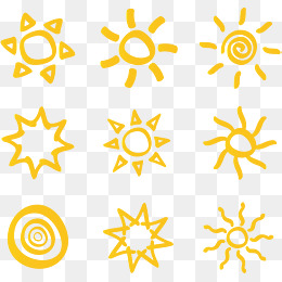 260x260 Sun Icon Png Images Vectors And Psd Files Free Download On Pngtree