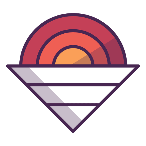 512x512 19 Vector Sunrise Logo Huge Freebie! Download For Powerpoint