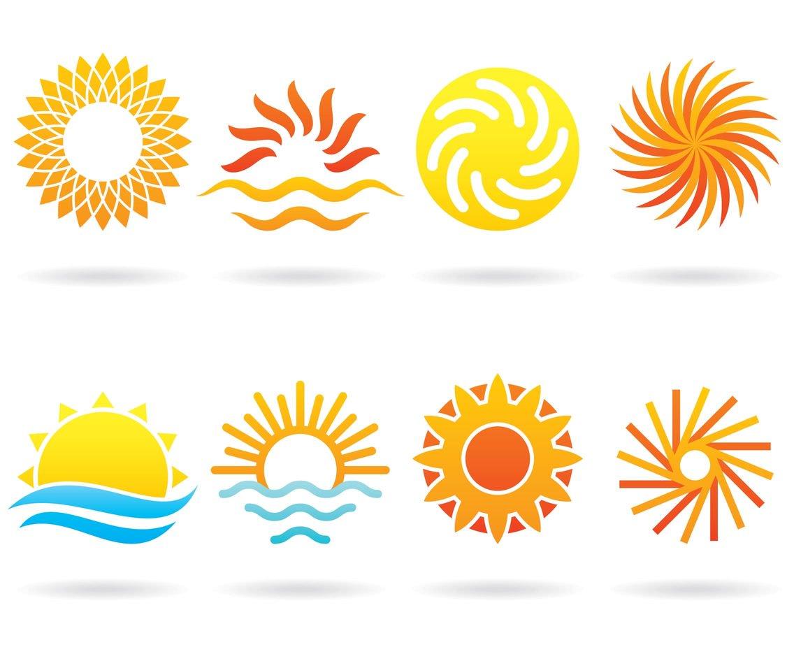 1136x936 Sun Logos Vector Art Amp Graphics