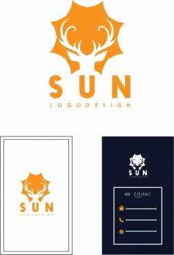 252x368 Sun Logo Free Vector Download (69,482 Free Vector) For Commercial