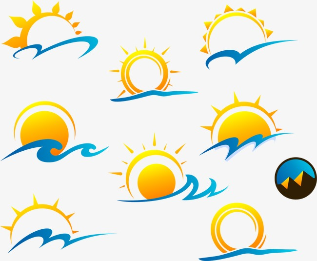 650x535 Vector Sun, Sun Clipart, Sun, Logo Png And Vector For Free Download