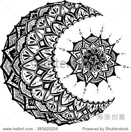450x452 Image Result For Moon Vector Drawing Moon