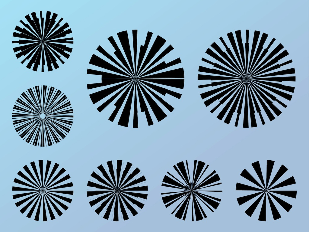 1024x767 Rays Vectors Vector Art Amp Graphics