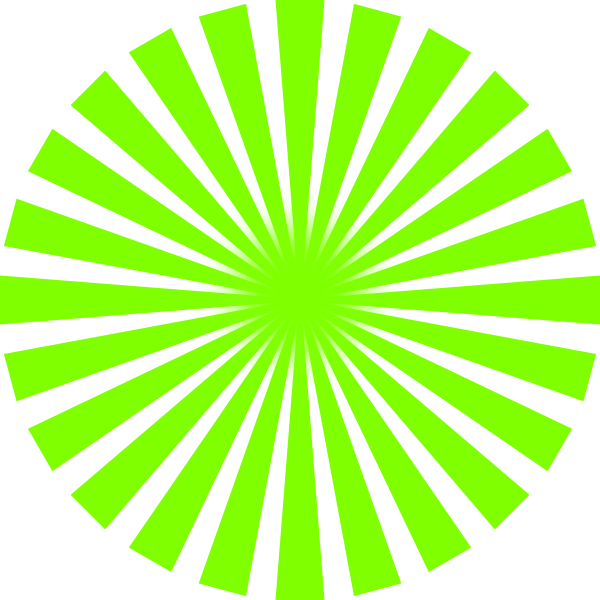 600x600 Collection Of Free Rays Vector Green Sun. Download On Ubisafe