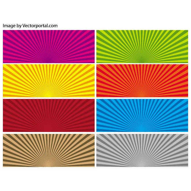 660x660 Free Sunrays Vector Background.eps Psd Files, Vectors Amp Graphics