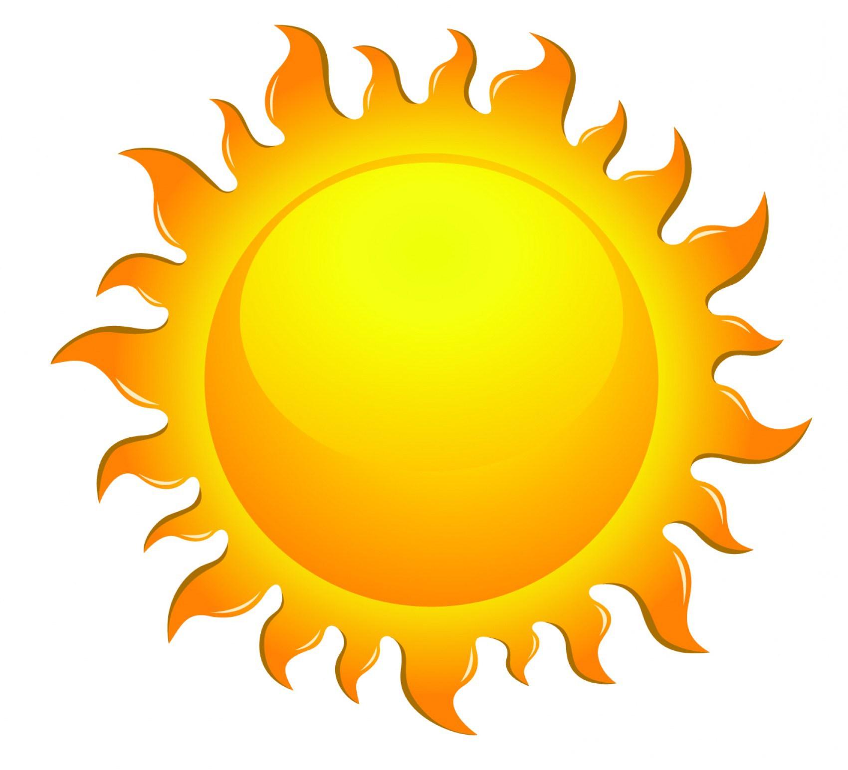 1700x1544 Free Sun Vector Download