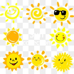 260x260 Sun Vectors, 6,154 Graphic Resources For Free Download