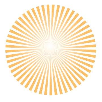 360x360 Vector Sun Rays