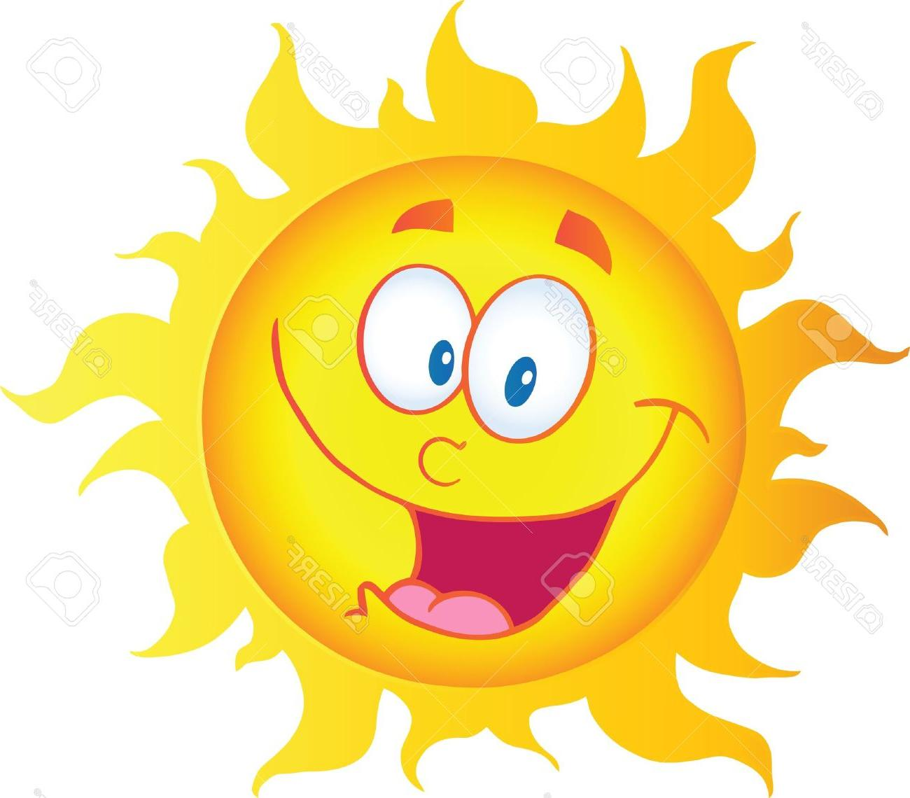 1300x1140 Best Free Sunshine Smiley Face Clip Art Vector Cdr Free Vector