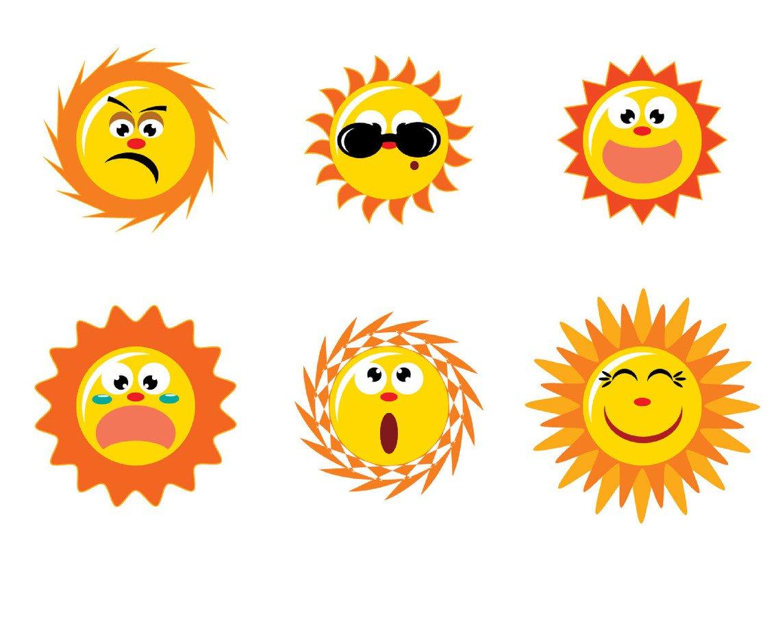 1136x936 Cute Cartoon Sun Vector Vector Art Amp Graphics