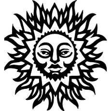 230x230 Free Sunshine Vectors 78 Downloads Found