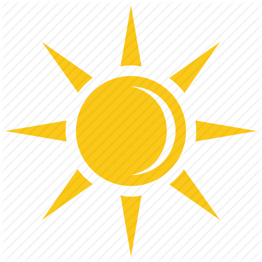 512x512 Collection Of Free Sun Vector Sunlight. Download On Ubisafe
