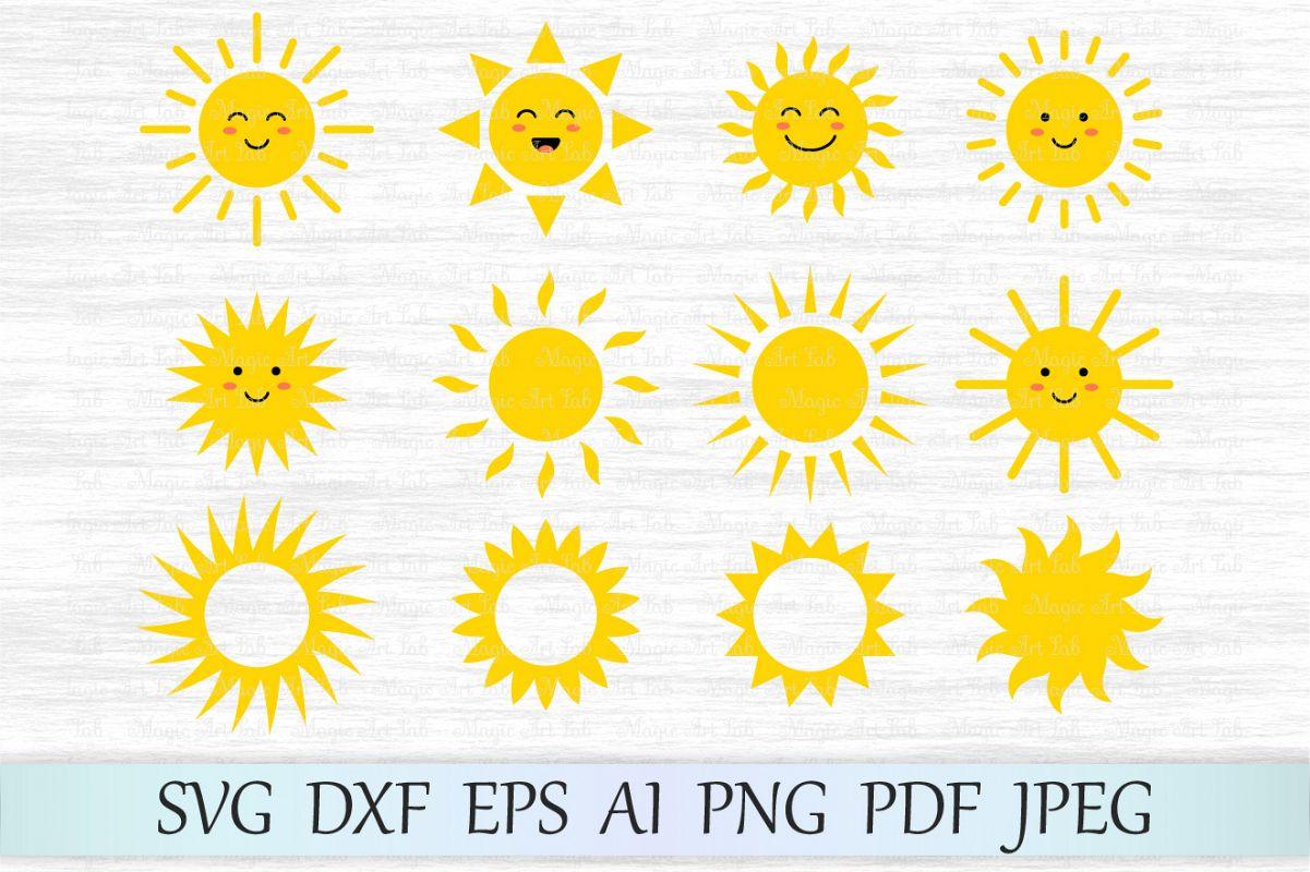 1201x800 Sun Svg, Sun Clipart, Cute Sun Svg File, Sun Face Svg, Sun Vector