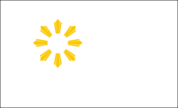 600x365 Phillipines Clipart Sun Vector