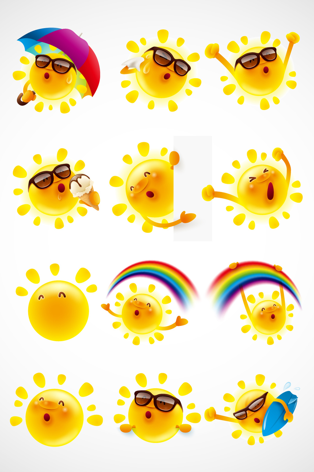 1024x1540 Sun Vector] Png Images,vector And Psd Free Download On