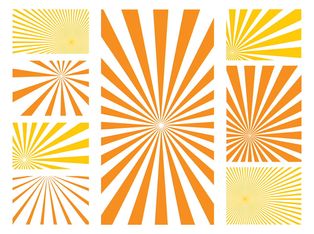 1024x765 Sunburst Patterns Graphics Free Vectors Ui Download