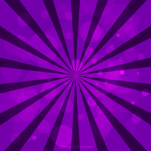 500x500 Dark Purple Sunburst Background Public Domain Vectors