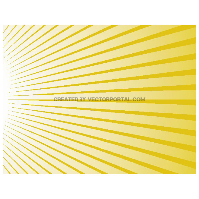 Sunburst Vector Illustrator