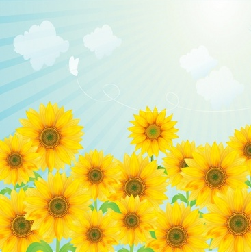 367x368 Sunflower Free Vector Download (243 Free Vector) For Commercial