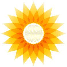 235x235 Vector Sunflower Illustration Vector Art Illustration Logos