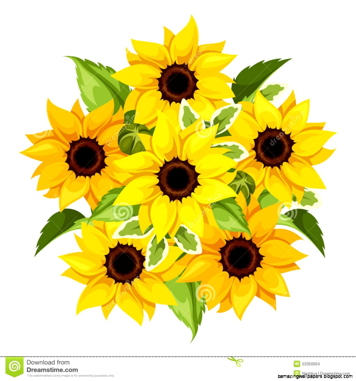 1170x1251 Sunflower Vector Illustration Amazing Wallpapers
