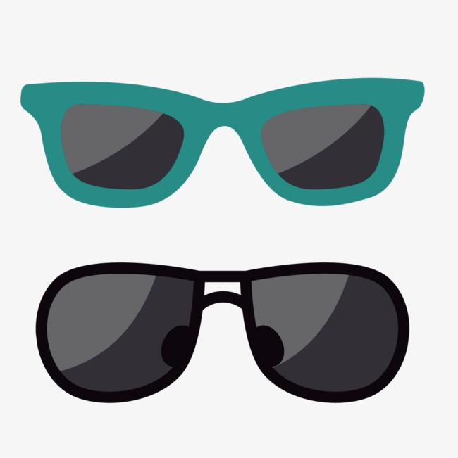 650x651 Black Sunglasses Vector, Black Vector, Sunglasses Vector, Black