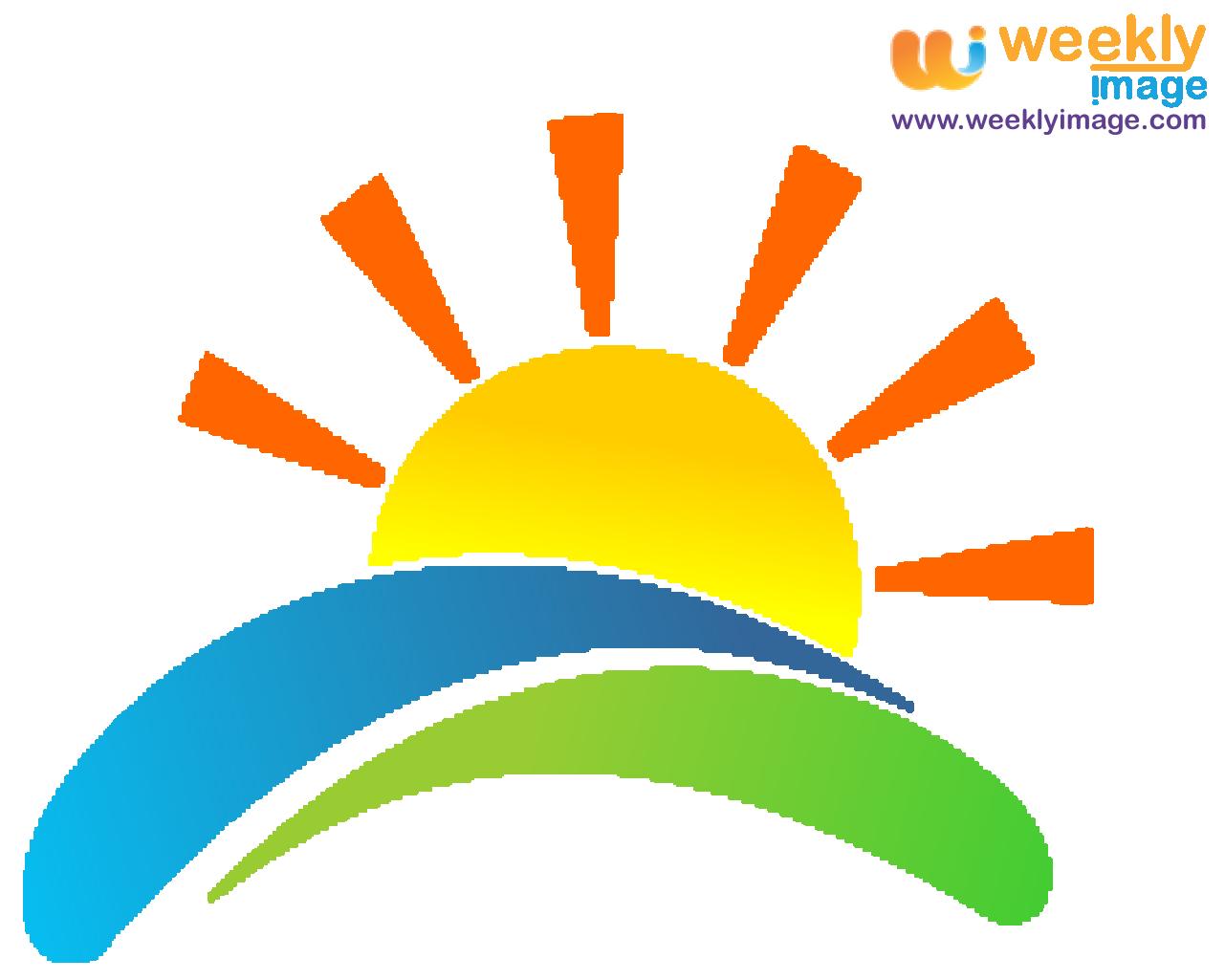 1281x1025 Sunrise Vector Logo Picture Perfect