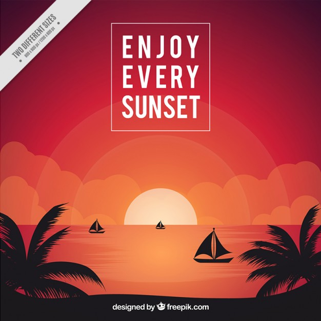 626x626 Sunset Vectors, Photos And Psd Files Free Download