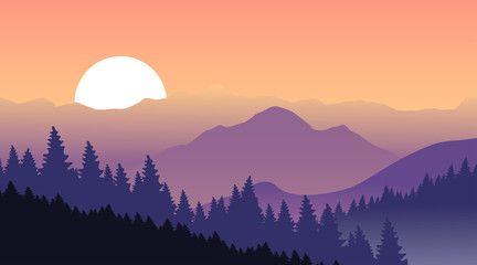 432x240 Beautiful Sunset
