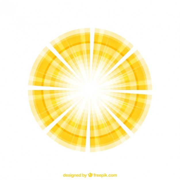 626x626 Abstract Sunshine Free Vector Generosity Vector