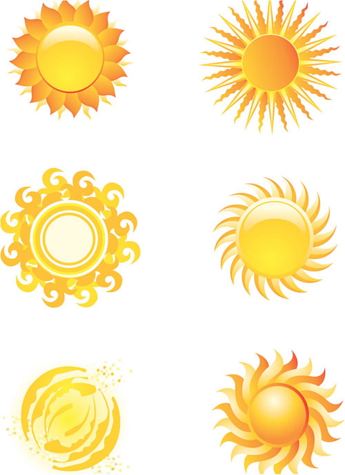 500x688 Add Some Sunshine To Your Games With These Free Vectors Welcome