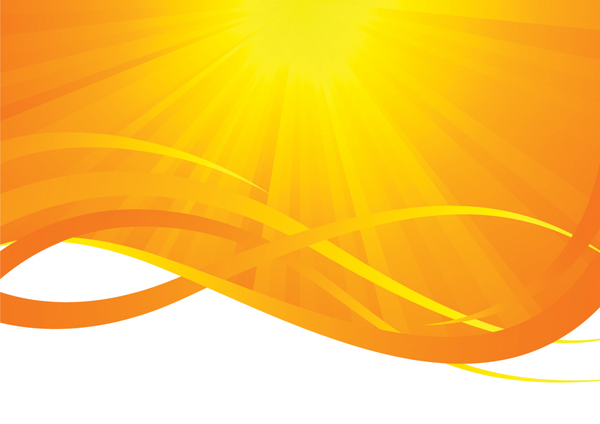 600x424 Sunshine Background Vector Free Vector 4vector
