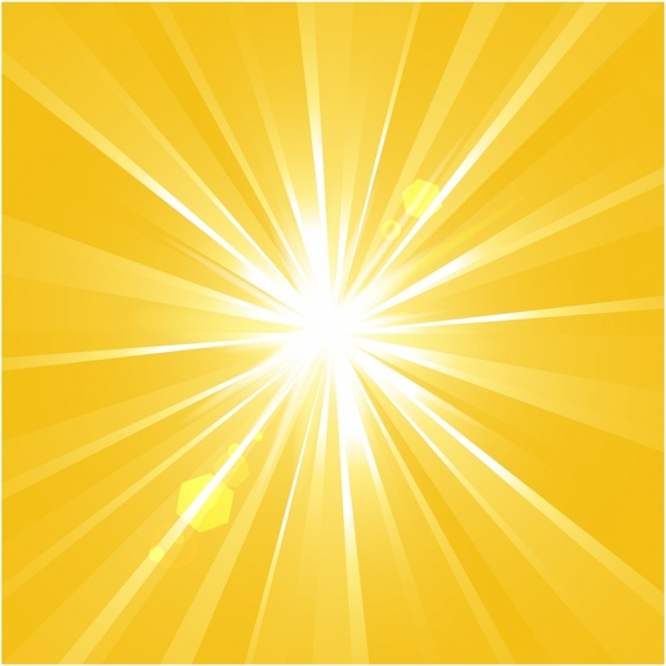 600x600 Sunshine Vector Background Free Vector In Adobe Illustrator Ai