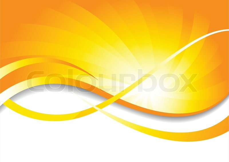 800x565 Vector Bright Background In Yellow Color Clip Art Stock Vector