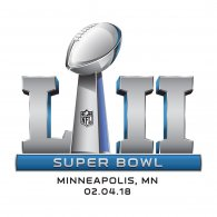 195x195 Super Bowl Lii Brands Of The Download Vector Logos And