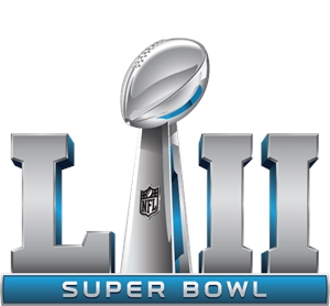300x278 Super Bowl Lii Logo Vector (.ai) Free Download