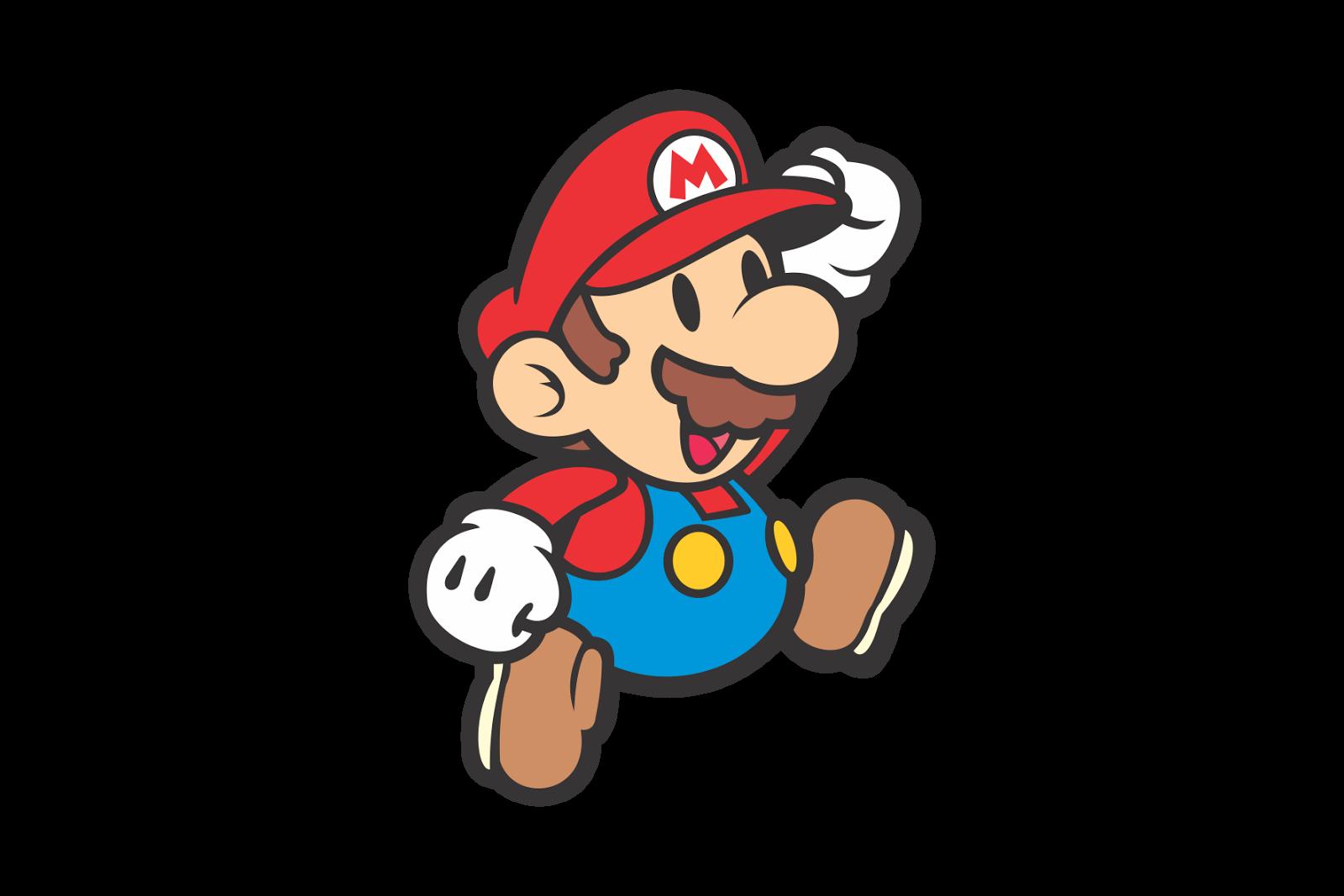 1600x1067 Super Mario Bros Vector