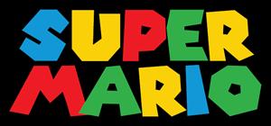 300x140 Super Mario Logo Vector (.eps) Free Download