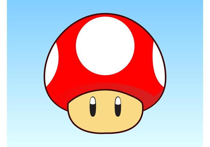 700x490 Super Mario Mushroom