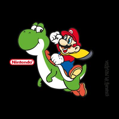 400x400 Super Mario World Vector