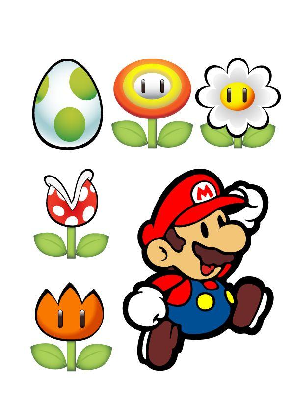 595x842 Super Mario Vector Mario Party Mario Bros, Mario