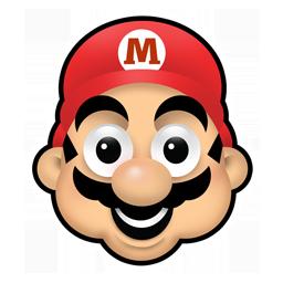 256x256 Super Mario Vector Style Gamebanana Sprays