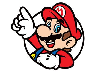 400x300 Super Mario 64 Clipart Cdr Vector Graphics By Theflashgraphics