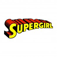 195x195 Supergirl Brands Of The Download Vector Logos And Logotypes